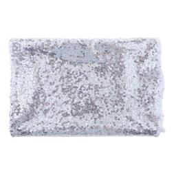 130x50cm Rectangular Sequin Table Cloth For Wedding/Event/Pa