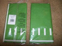 """54"""" x 88"""" Table Cloth Party Football Play Field Ply Tissue"""