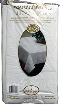 Linette 7 Piece 3-Ply Table Cover Linette Absorbent Waterpro