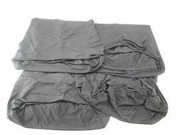 """JH Tablecloths 23""""x43"""" Black Folding Cover Cocktail Tableclo"""