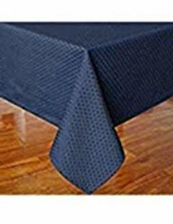 Eforcurtain Heavy Weight Classic Waffle Microfiber Table Cov