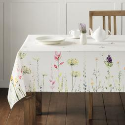 Maison d' Hermine Botanical Fresh 100% Cotton Tablecloth 60