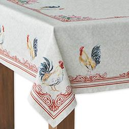 Maison d' Hermine Campagne 100% Cotton Tablecloth 60 - inch
