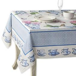 Maison d' Hermine Canton 100% Cotton Tablecloth 60 Inch by 9