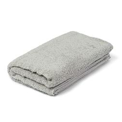 Harbormill Cotton Bath Towel, Grey