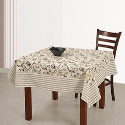 ShalinIndia Cotton Floral Printed Indian Table Décoration 5