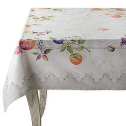 Maison d'Hermine Fruit d'hiver 100% Cotton Tablecloth 60 Inc