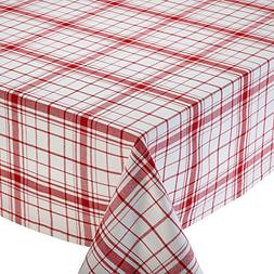 Down Home Plaid Tablecloth - 52 x 52""