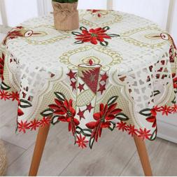 Tablecloth Table runner Covers Doilies Mats Decor Banquet Ho