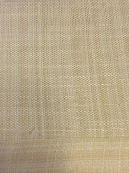 Fabric Tablecloth, Cream Color. 60in x 120in Rectangle. Tomm