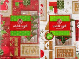 Festive Cheer Christmas Collection Vinyl Flannel Back Tablec