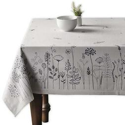 Maison d' Hermine Flore 100% Cotton Tablecloth 54 Inch by 72