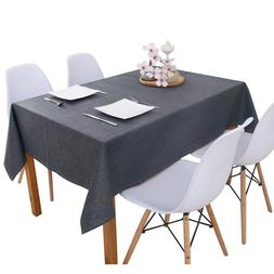 <font><b>Linen</b></font> Tablecloth <font><b>kitchen</b></f