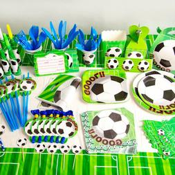 Football Theme Party Supplies World Cup Football White Footb