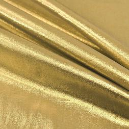 """Gold Lame 60"""" x 90"""" Tablecloth"""
