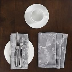 Harmony Scroll Set of 4 Napkins