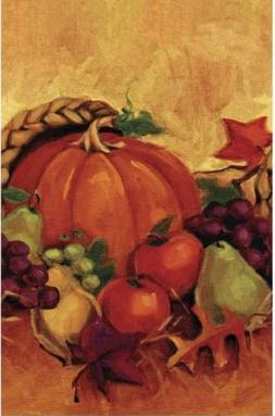 Harvest Still Life Fall Autumn Thanksgiving Holiday Party De