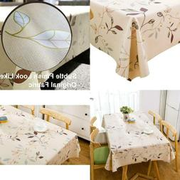 heavy weight vinyl square table cover wipe