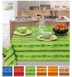 Ikarus Tablecloth Cotton Plastic Various Sizes