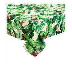 Benson Mills Kalea Tropical Print Zippered Umbrella Fabric T