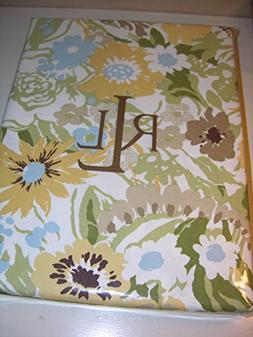 Ralph Lauren Key Largo Tan Tablecloth Oblong and Round 100%