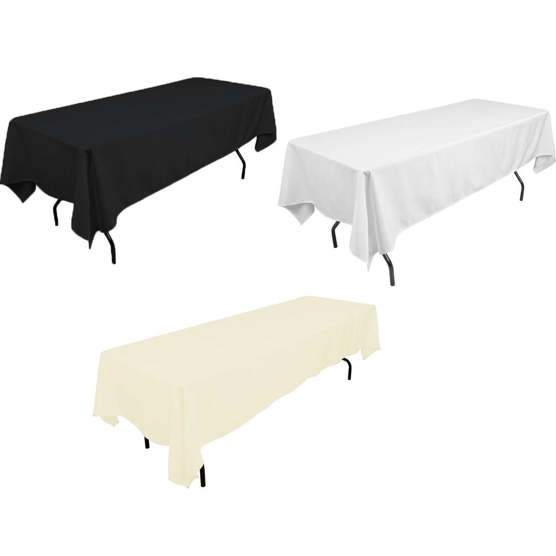 60 x 102 rectangular seamless tablecloth