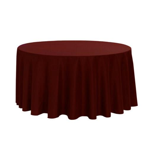 Your Chair 120 Tablecloths