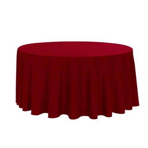 Your - 120 Round Tablecloths