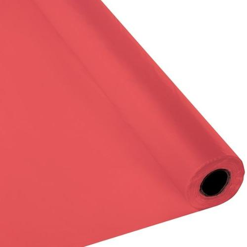 13346 touch plastic table cover