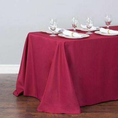 90X132 in. Polyester 33 Wedding Event