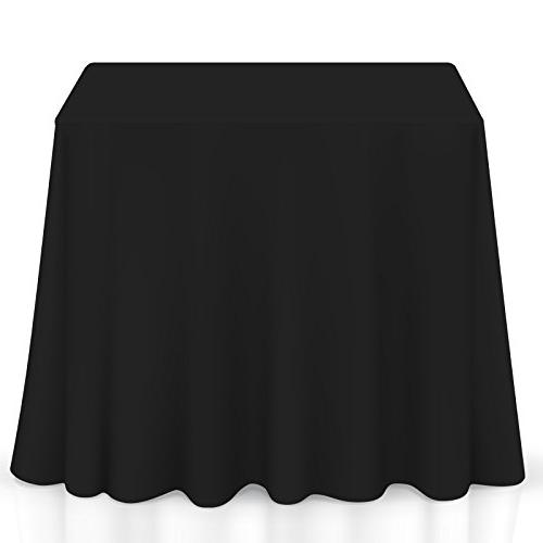"Lann's Linens - 54"" Square Premium Tablecloth for Wedding/Ba"