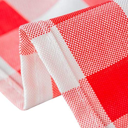 LinenTablecloth 54-Inch Square Tablecloth