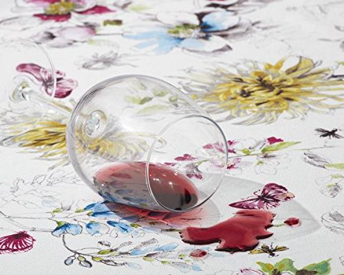 Blooming Floral Indoor/Outdoor Tablecloth