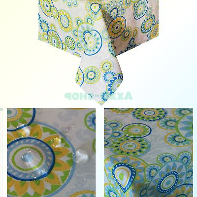 fresh polka dots table cover water repellent
