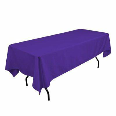 gdmprt60102pu rectangle tablecloth