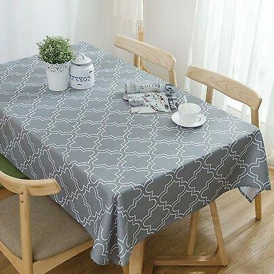 Eforcurtain Tablecloth Table Cover