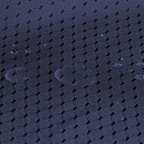 Eforcurtain Weight Classic Waffle Microfiber Cover Rectangle Blue, By