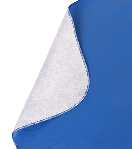 Yourtablecloth Heavy Vinyl Rectangle or – 6 Duty Tablecloth Flannel Backed – Wipeable with Colors Many Sizes 52 52