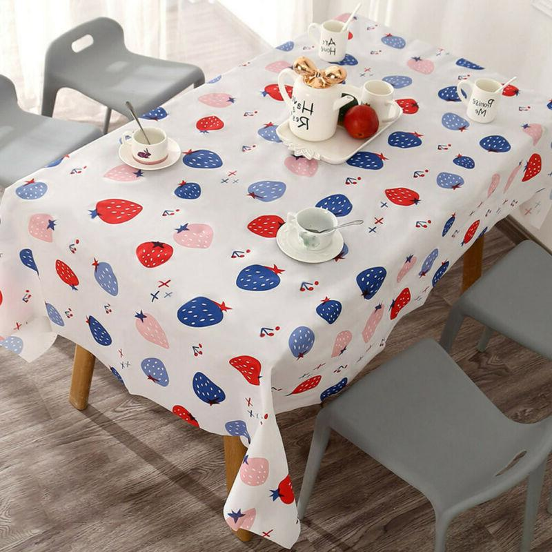 Home Waterproof Table Dining Cover