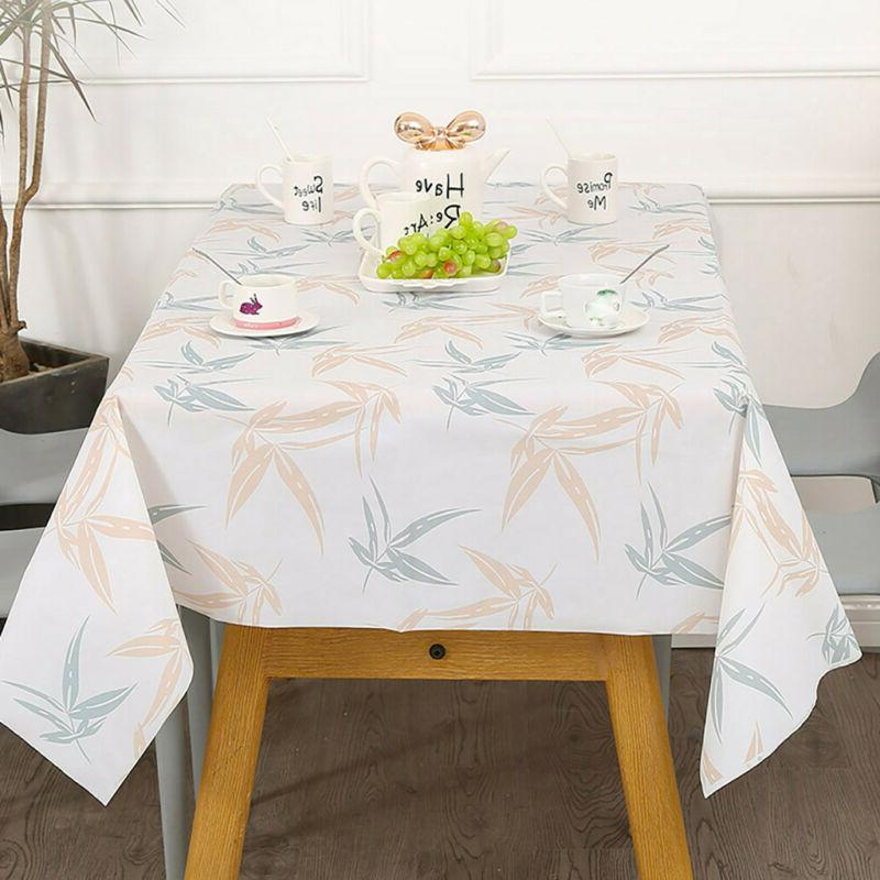 Home Table Cloth Decorative Dining Table Cover