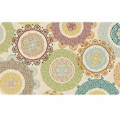 lace medallions cushion comfort w