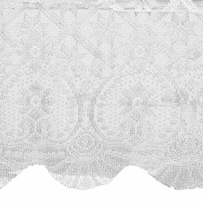 Lace Rectangular Cover Tablecloth 56 x White