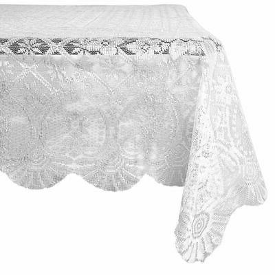 lace rectangular table cloth cover tablecloth
