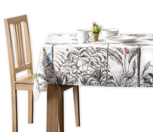Maison d' Hermine Amazonia 100% Cotton Tablecloth 60 Inch by