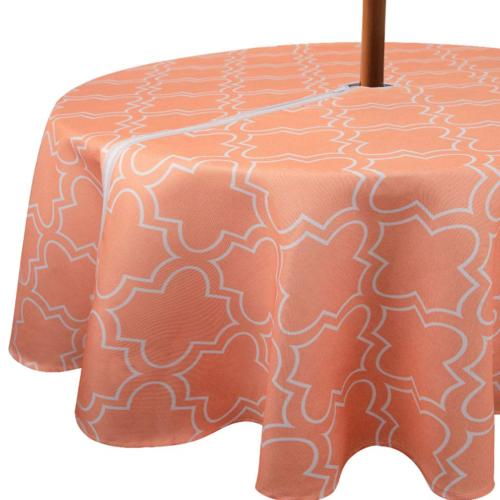 Outdoor Fabric with Zipper and