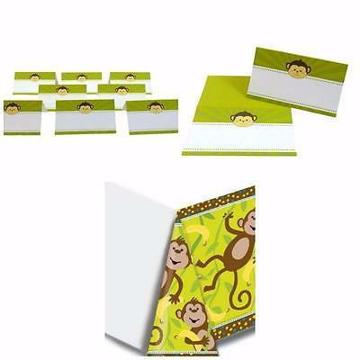 monkeyin around plastic tablecloth cover tent place