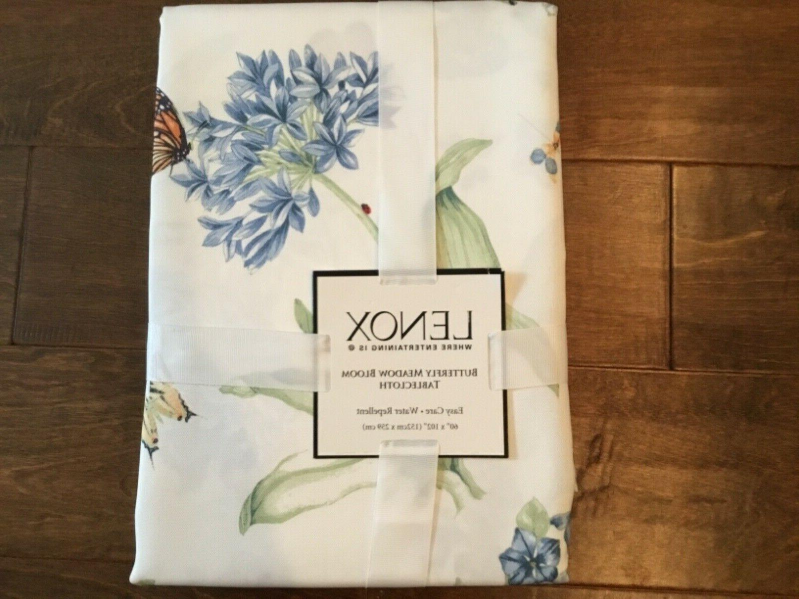 new butterfly meadow tablecloth 60 x 102
