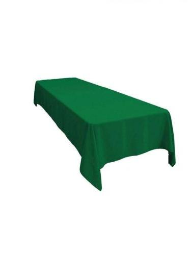 "LA Polyester Rectangular Tablecloth 60"" 108"""