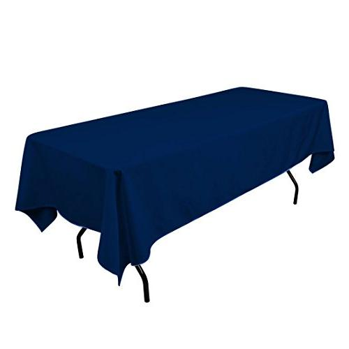 polyester rectangle tablecloth