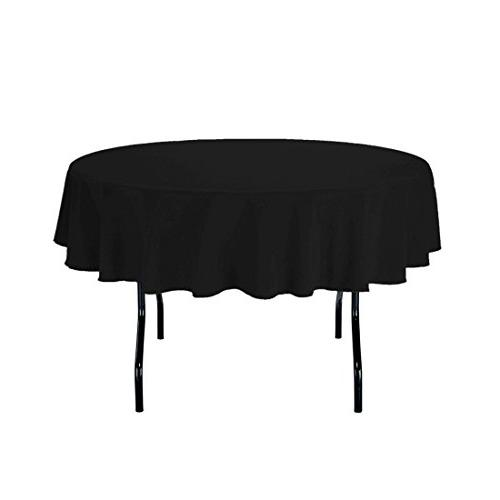 polyester table cloth round